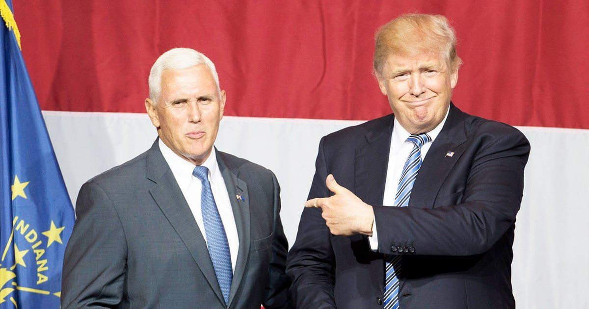 Twitter believes the Times' anonymous writer is Mike Pence