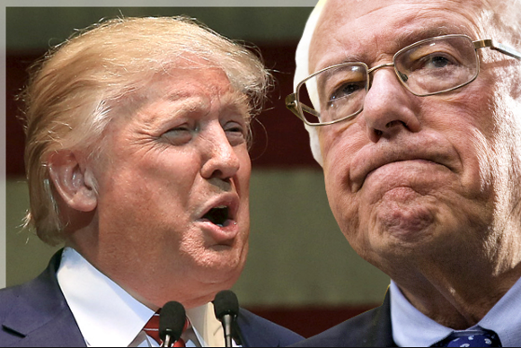 Trump and Sanders: Is 'populist' a dirty word?