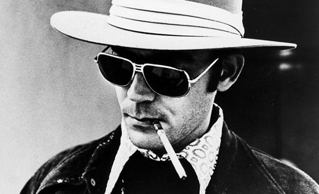The Top 10 quotes of Hunter S Thompson