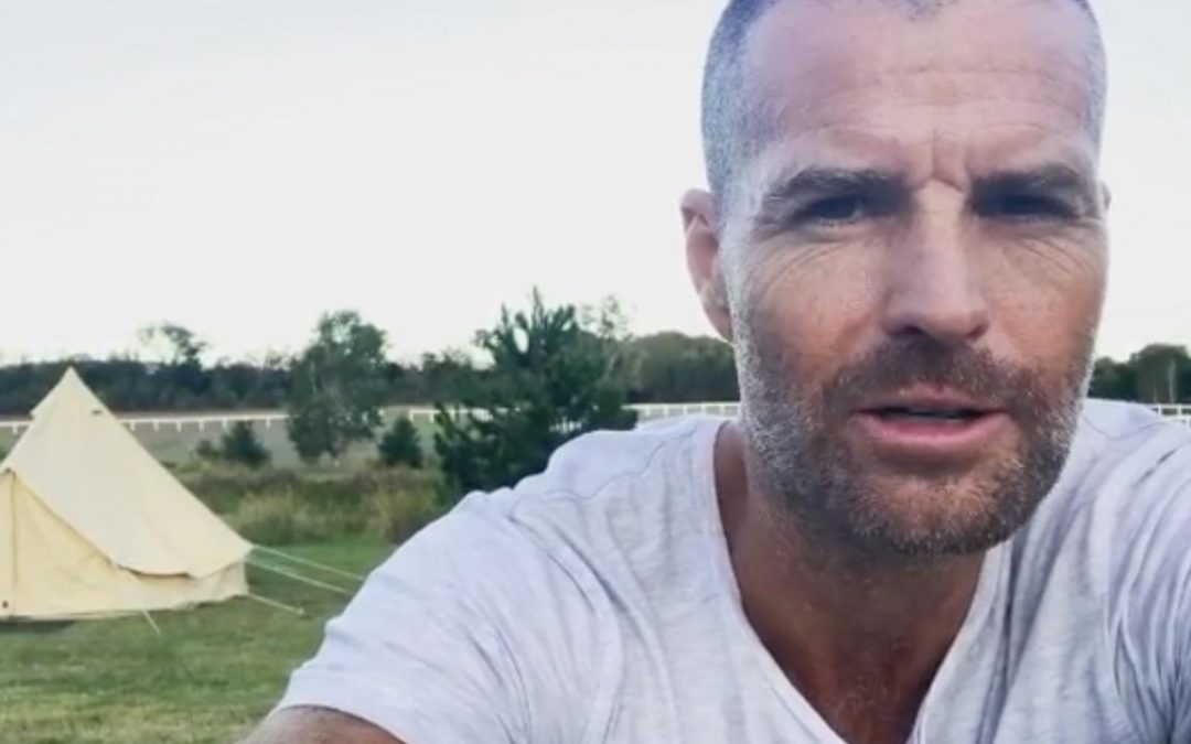 Dealing with Pete Evans' cult of (ex-television) personality