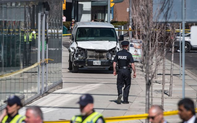 The Toronto attacker: Involuntarily celibate, voluntarily juvenile