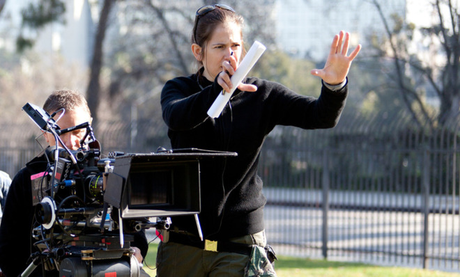 Female filmmakers: No need for the fuss