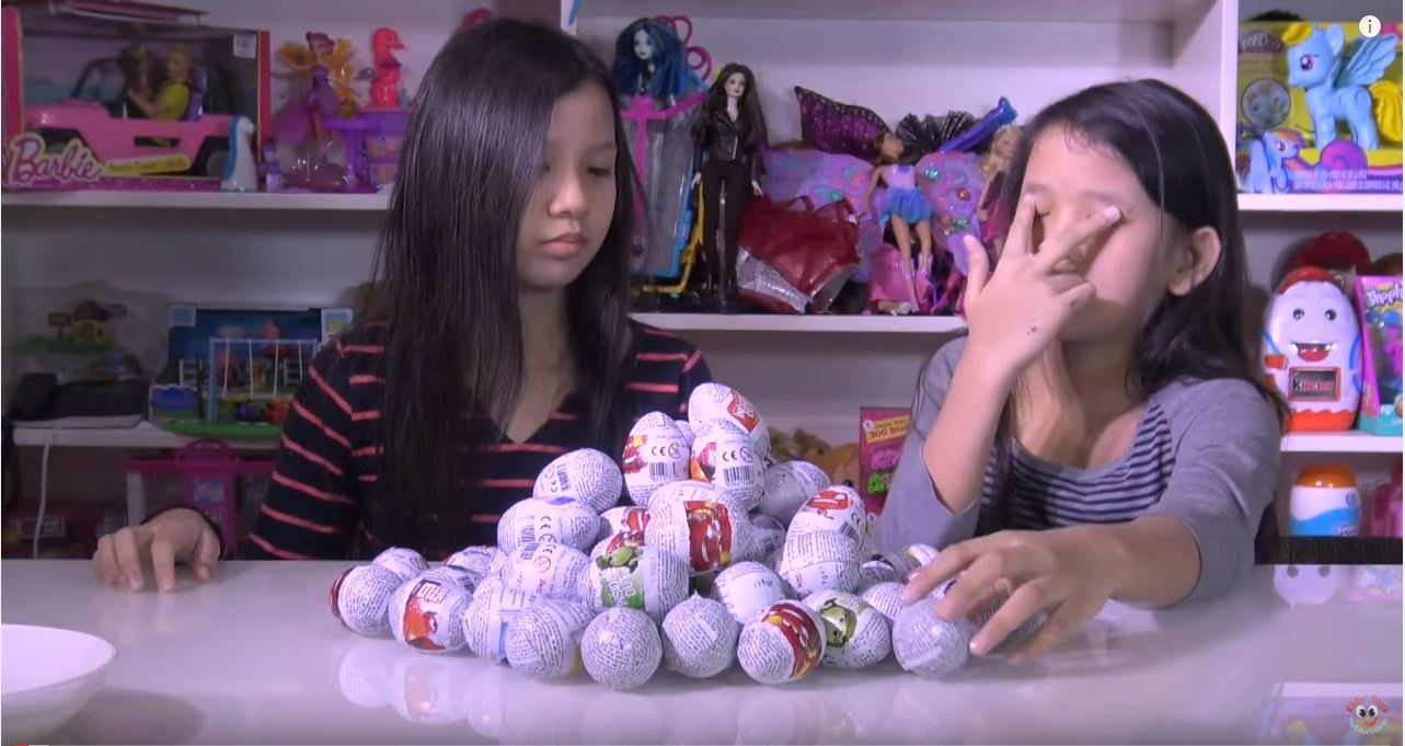 Unboxing: The materialistic YouTube trend this parent is all for