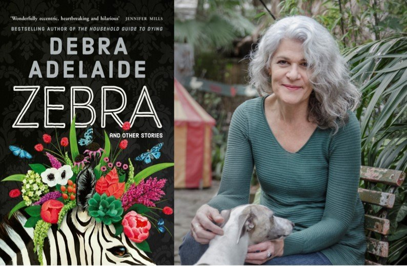 """""""Zebra"""" – Debra Adelaide's collection of short stories earns its stripes"""